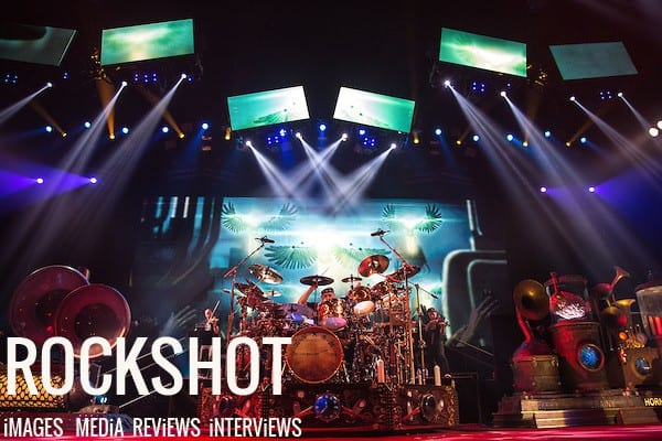 Photography: Rush @ The 02 Arena