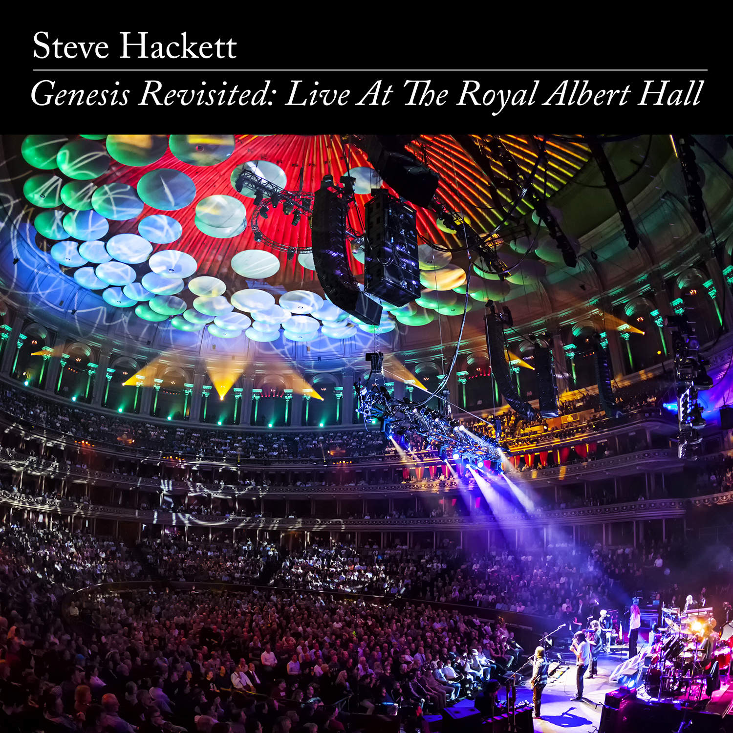 Interview: Steve Hackett.  Past, Present & Future. Part 1.