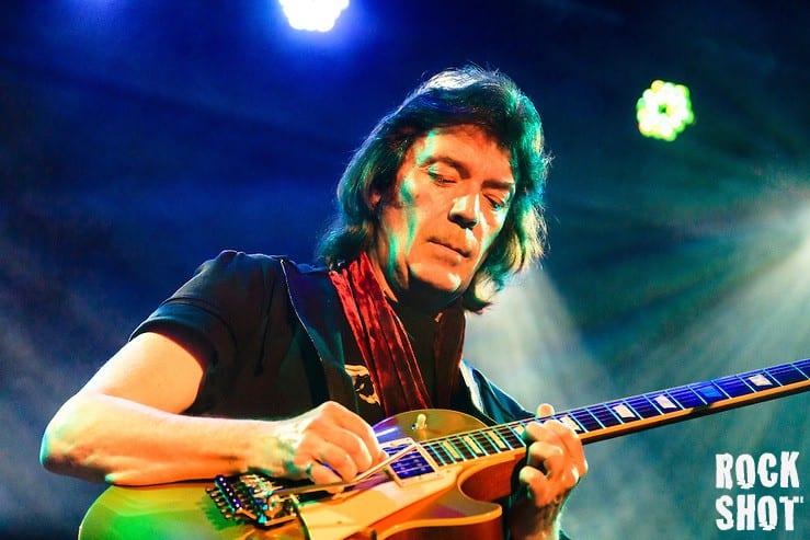 Interview: Steve Hackett. Past Present & Future. Part 2.