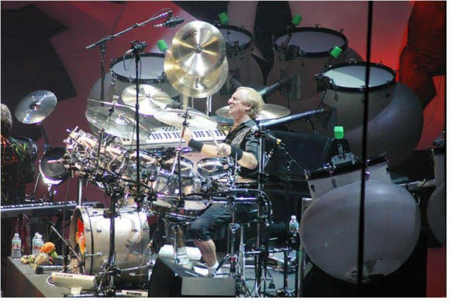 Interview: Alan White. Yes Drummer.