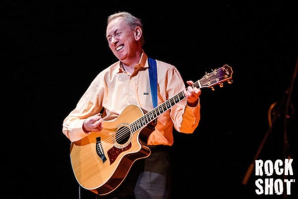 Live Review: Al Stewart @ Fairfield Halls.