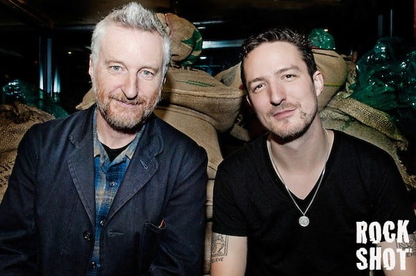 Interview: Billy Bragg & Frank Turner. Shelter From The Storm.