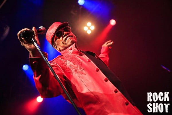 Live: Bobby Womack @ The Forum