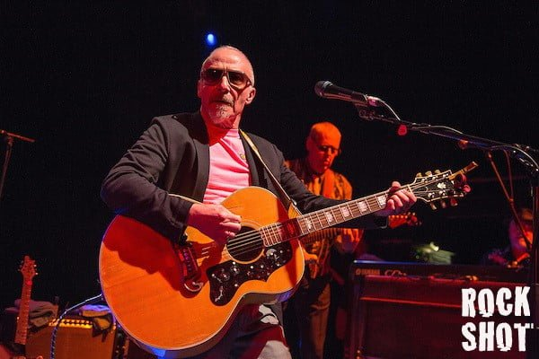Live Review: Graham Parker & The Rumour