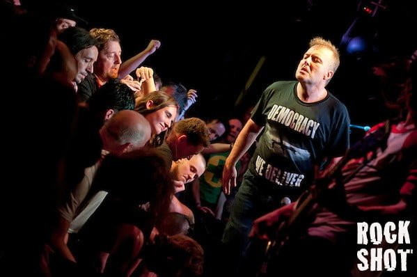 Live Review: Jello Biafra @ Dingwalls