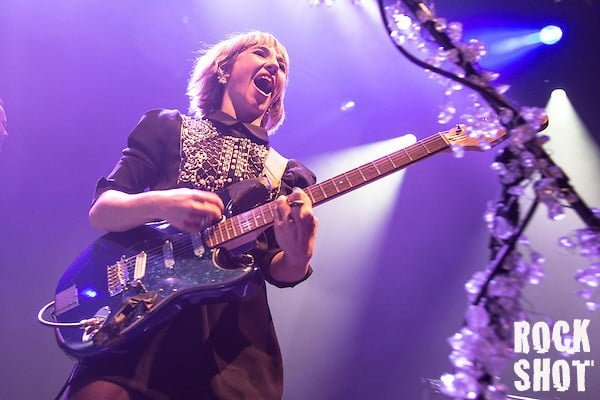 Photography: The Joy Formidable @ The Roundhouse