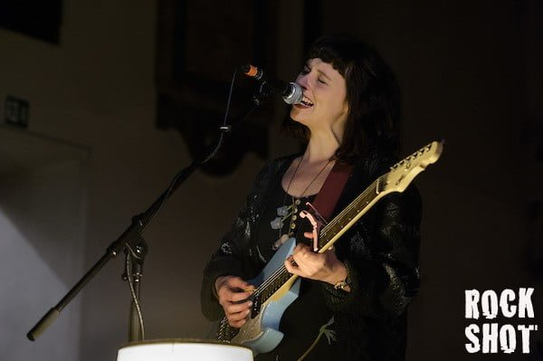 Live Review: Waxahatchee @ St Pancras Old Church.