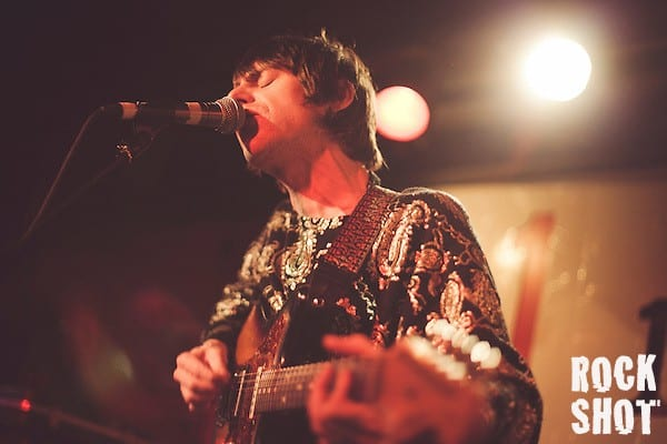 White Fence play the 100 Club with Tim Presley & Cate le Bon (Rachel Lipsitz)