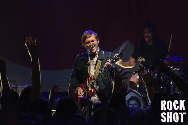 Live: The Gaslight Anthem @ Shepherds Bush Empire