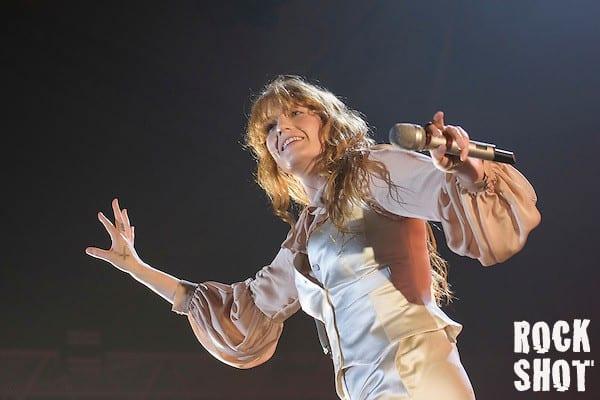 Florence + The Machine Strike It Intimate