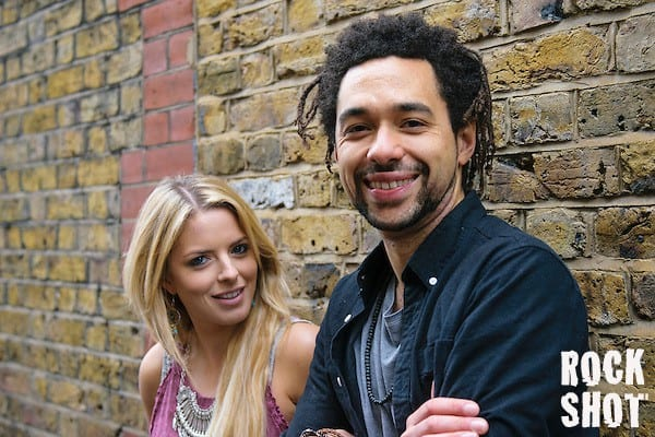 Ben Earle and Crissie Rhodes (Kalpesh Patel)