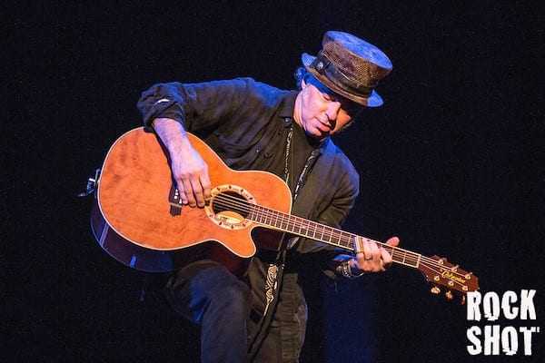 Guitar great Nils Lofgren (Simon Jay Price)