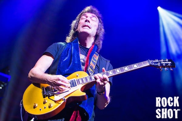 Former Genesis guitarist Steve Hackett plays songs from Acolyte To Wolflight with Genesis Revisited. (Photographer Simon Jay Price)