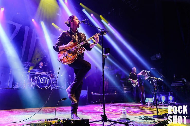 Live Review: Hozier @ Portsmouth Guildhall.