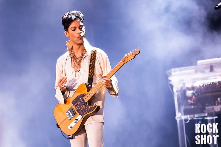 All Quiet Now: Prince