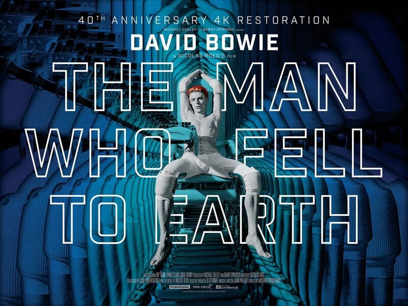 Rock Media: The Man Who Fell To Earth