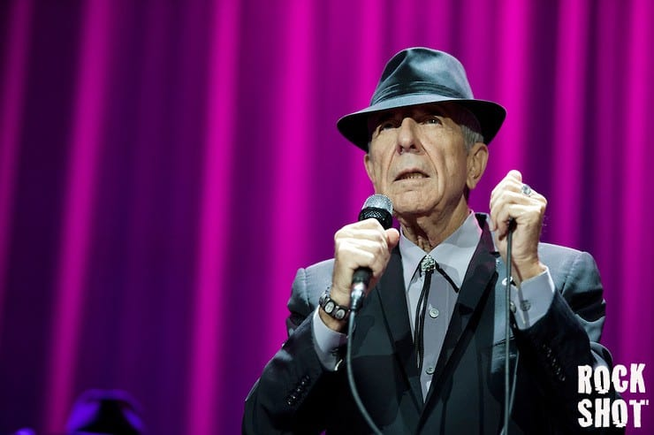 All Quiet Now: Leonard Cohen.