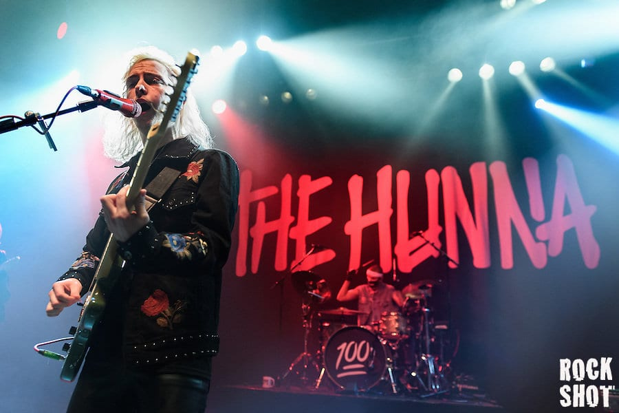 Live: The Hunna @ O2 Shepherds Bush Empire