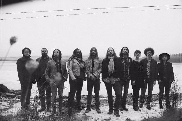 Vision: The Magpie Salute, Comin' Home.