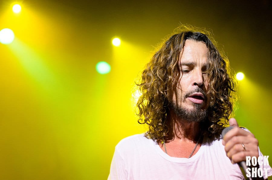 All Quiet Now: Chris Cornell