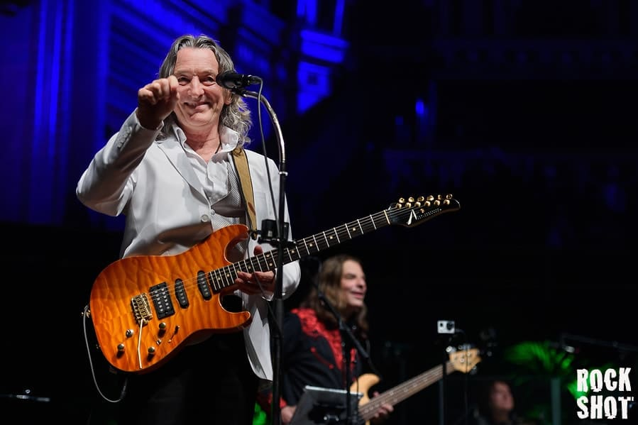 Roger Hodgson: 'The Voice Of Supertramp' Returns To The Royal Albert Hall