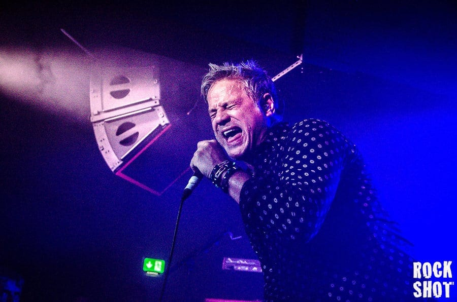 Live: Jon Stevens @ Borderline