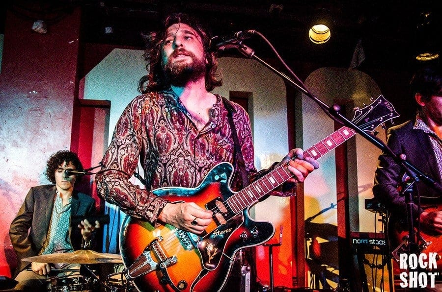 Live: Nic Cester and The Milano Electrica w/ Chris Shiflett @ 100 Club