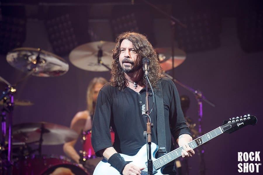 Foo Fighters Return For More Cal Jam