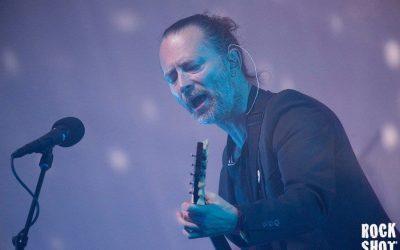 Thom Yorke of Radiohead @ Glastonbury (Kalpesh Patel)