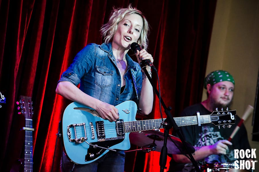 LIVE: Christina Martin @ The Sound Lounge