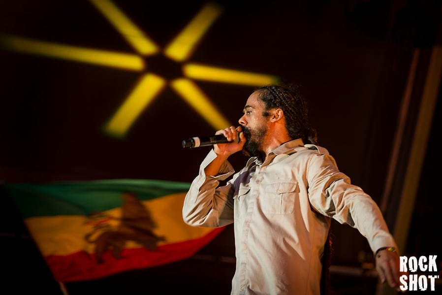 Live: Damian Marley @ Somerset House