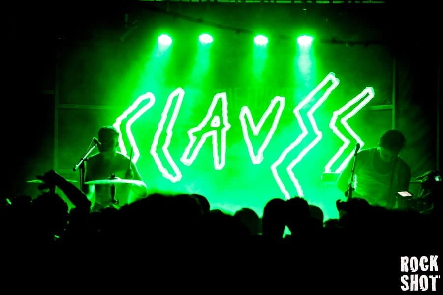 Live: Slaves @ Tunbridge Wells Forum