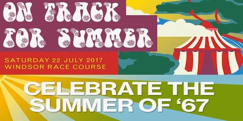 Festival: On Track For Summer, Hawkwind, Georgie Fame, The Crazy World Of Arthur Brown