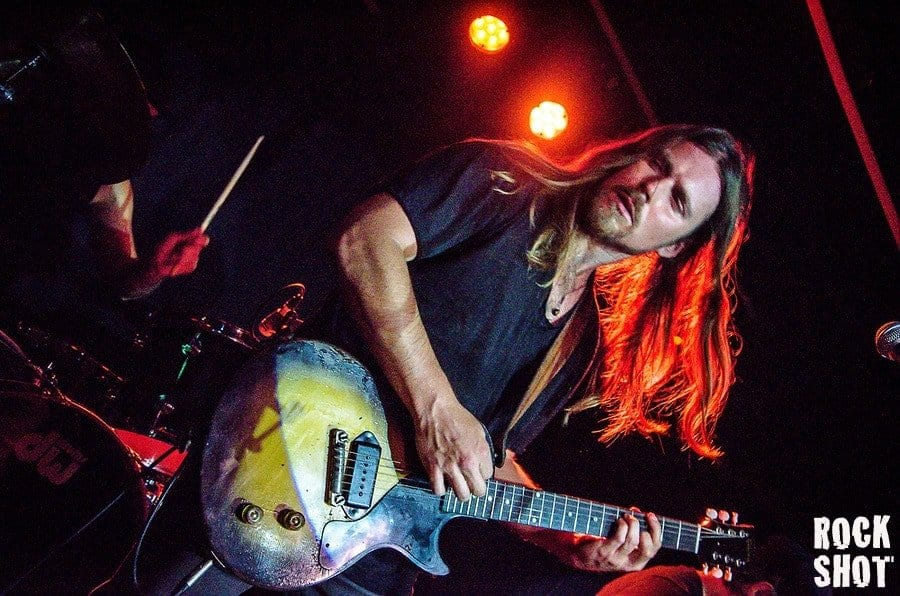 Promise Realised:  Lukas Nelson And The Promise Of The Real