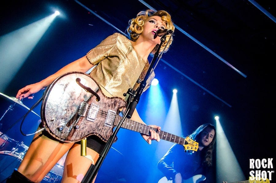 Samantha Fish Gets The Voodoo Working At Borderline