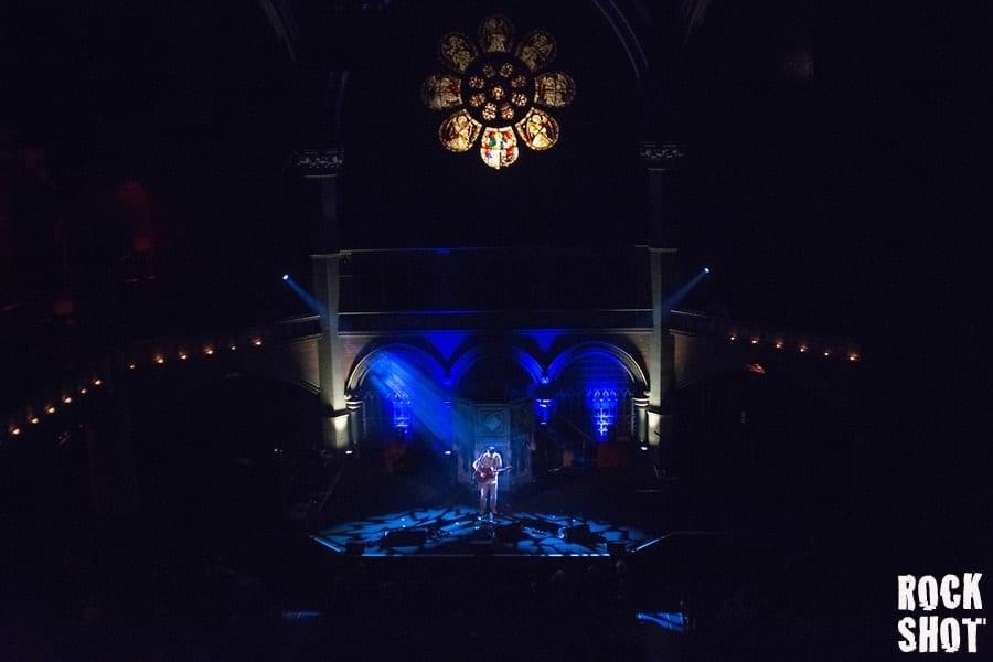 Michael Chapman & Julie Byrne Combine At The Union Chapel, London