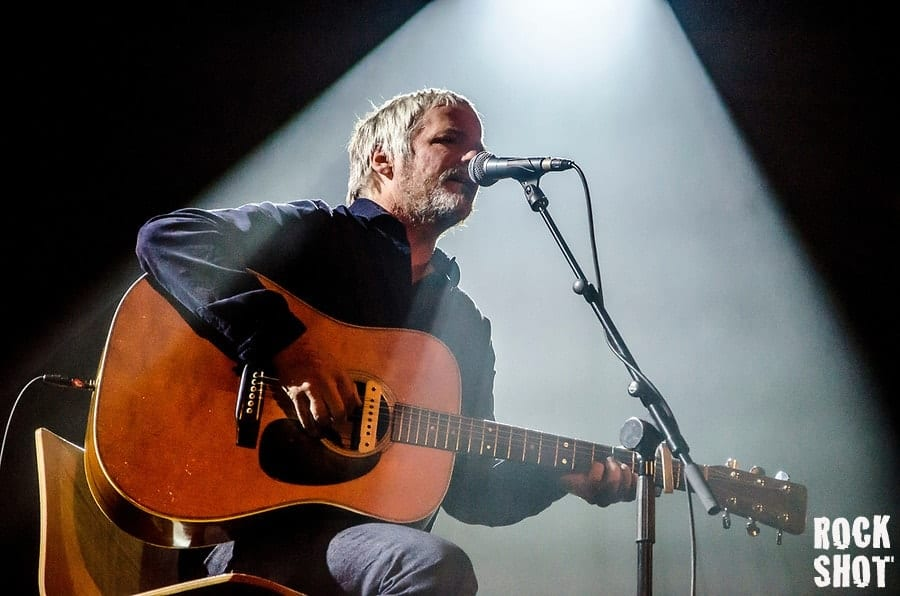 Reinventing Himself On The Road: John Bramwell Live @ Union Chapel