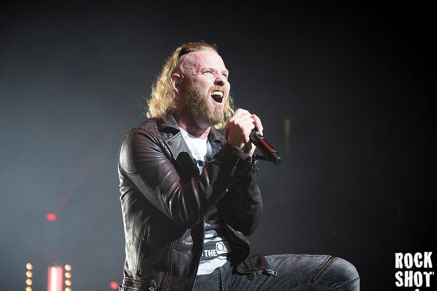 Stone Sour Are Fabuless At Brixton Academy