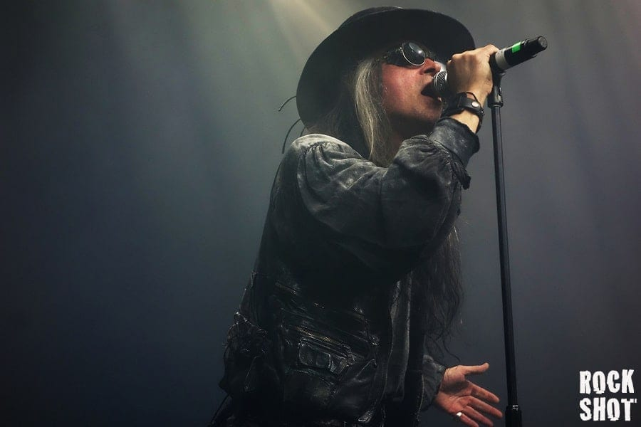Fallen Angels Offer Smoke Signals to the Ancient Gods:  Fields of the Nephilim Live