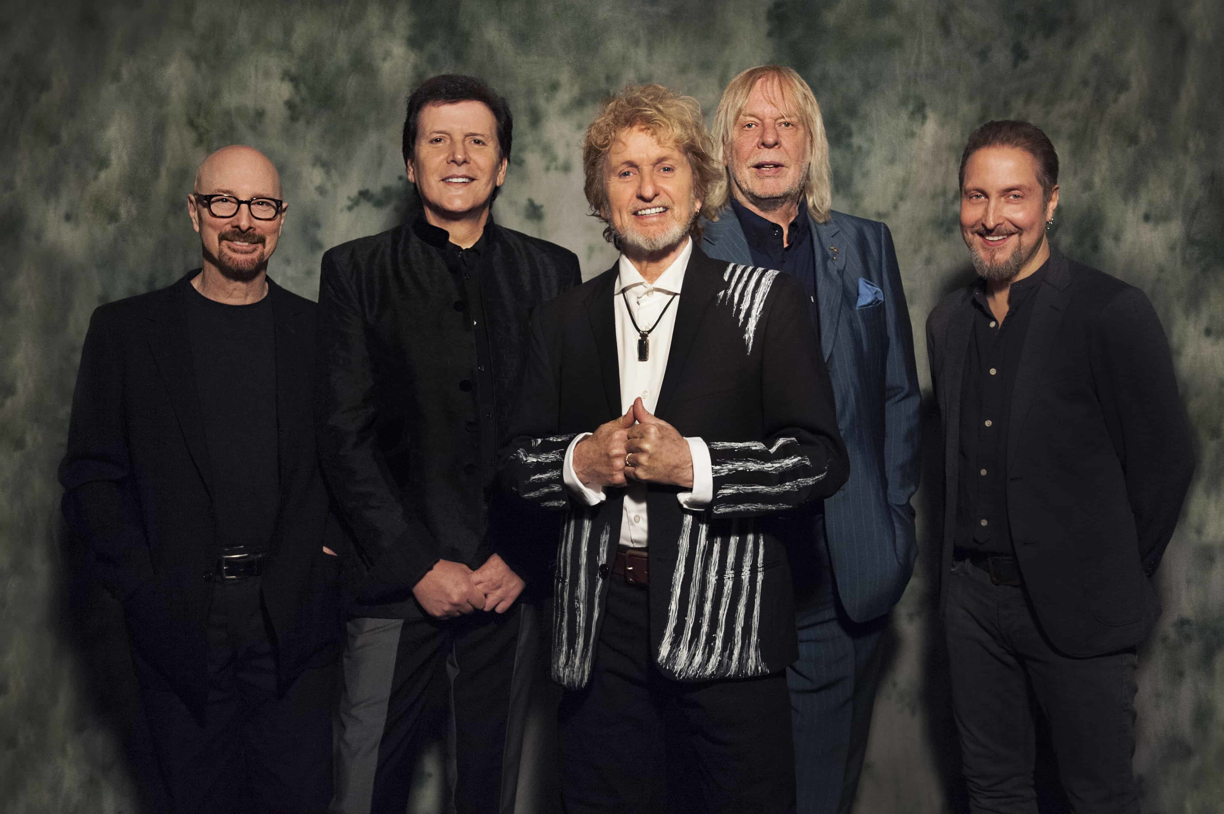 Yes Featuring Anderson Rabin Wakeman Announce Additional 50th Anniversary Shows