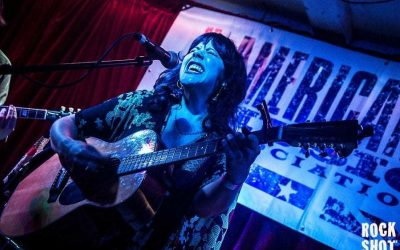 Kashena Sampson Showcase Provides American Sun On A Winter's Night
