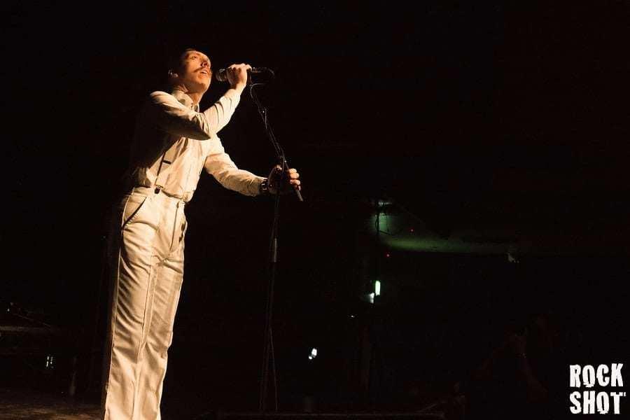 Jamie Lenman Is A Bright White Blaze Live @ Academy Islington