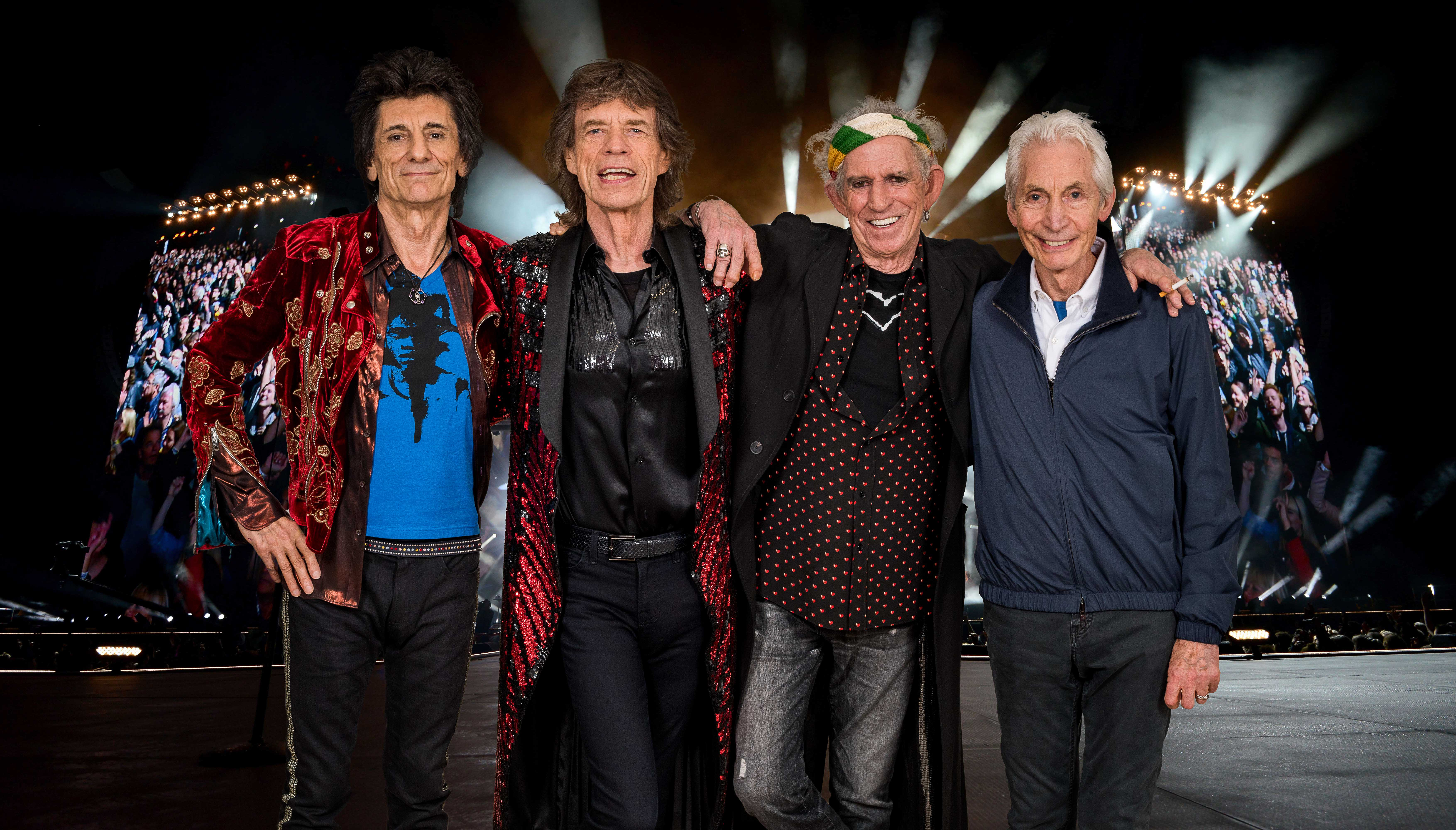 The Rolling Stones Announce UK Dates for 2018 – Important Presale Details Here!!