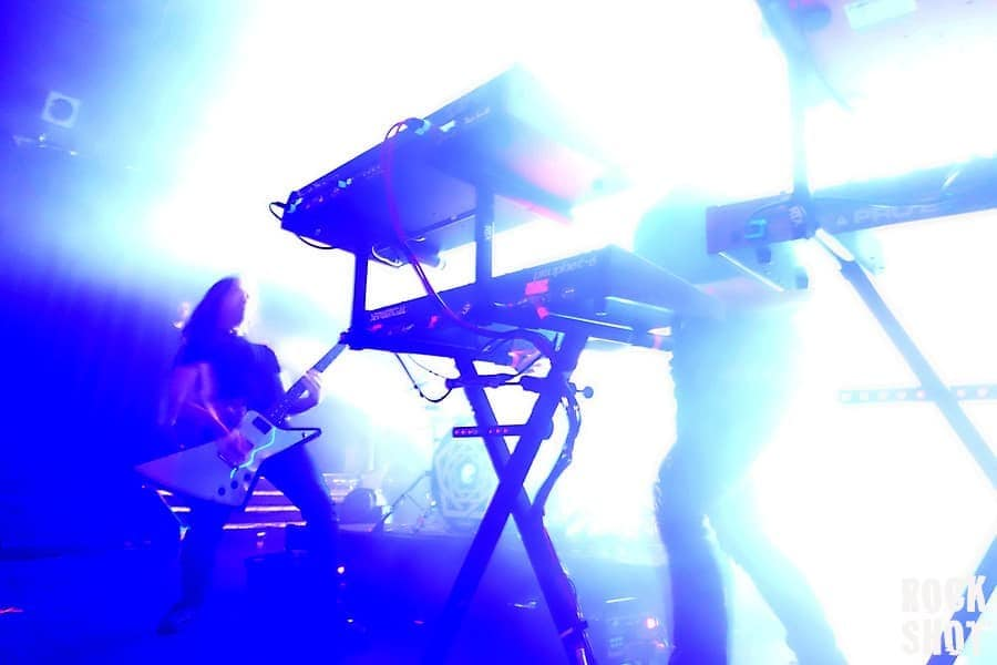 Synth Metal Aerobics With Carpenter Brut