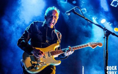 The Guitar God Robin Trower Plays Hometown Show @ Islington Assembly Hall