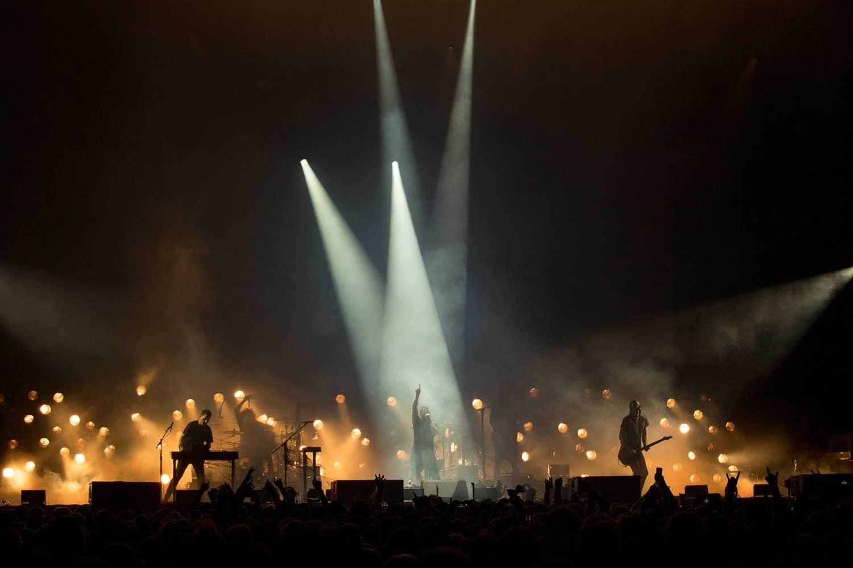 Nine Inch Nails Set To Storm Royal Albert Hall