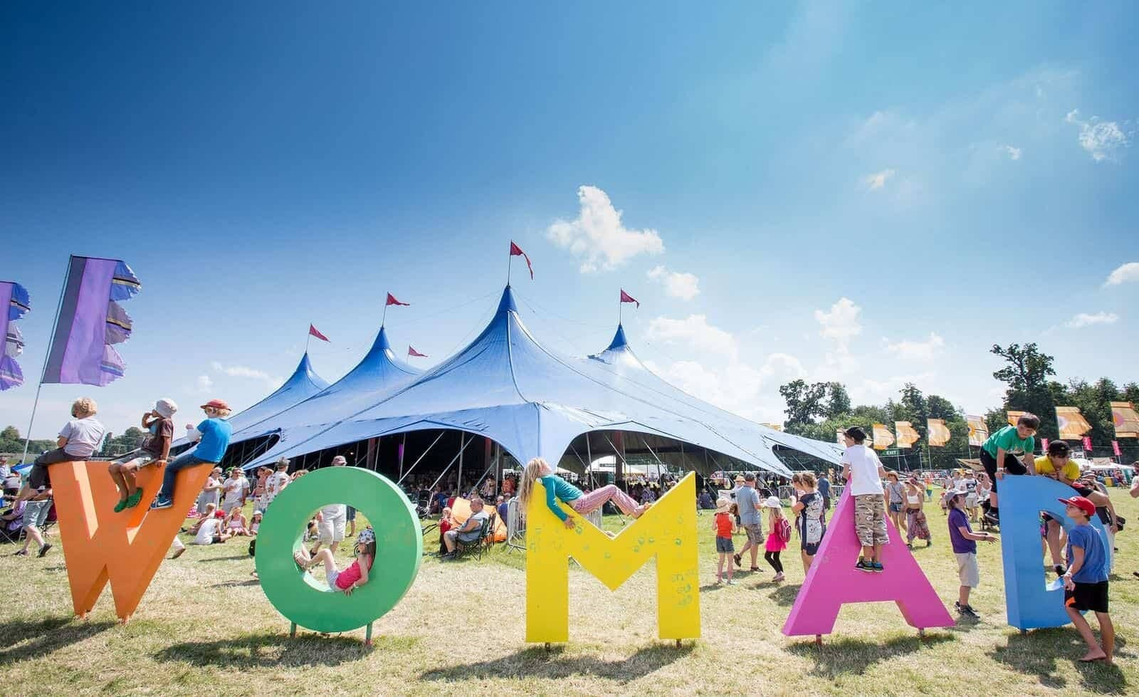 WOMAD The World's Festival Has Announced First Wave Of Artists