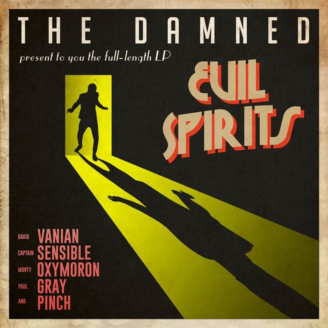 The Evil Spirits The Damned Release First Album For A Decade