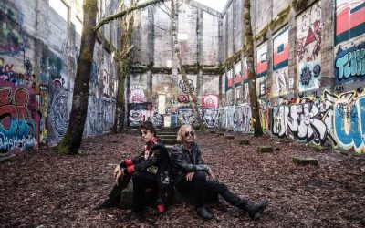 Buckle Up For Arthur Buck, New Band & Video