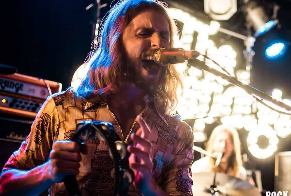 The  Sheepdogs Are All Breeds Of Rock N' Roll